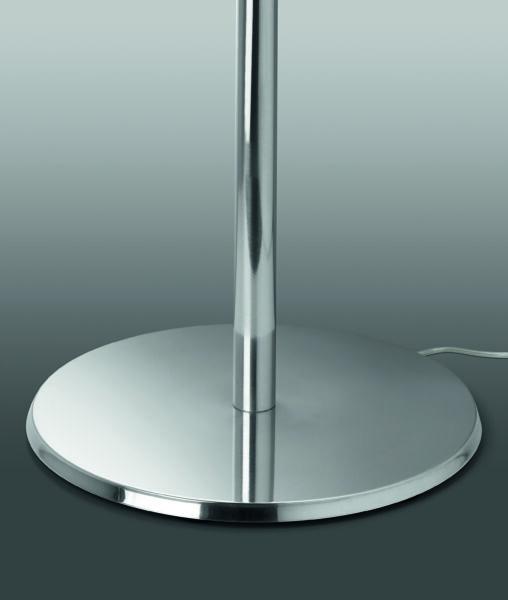 Foscarini Stehleuchte Lumiere XXL Detail Leuchtenfuß Aluminium
