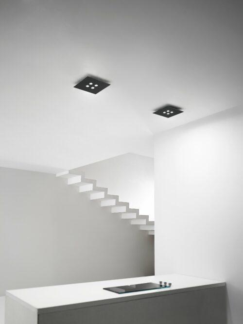 """Icone Deckenleuchte Swing 4 <br class=""""clear"""" />18 W - Lampen & Leuchten"""