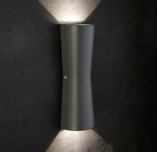 Lupia Licht Wandaußenleuchte Kavia - Außenleuchten