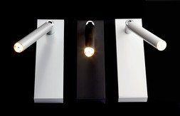LDM Aufbau-Wand- und Deckenleuchte Ecco LED Spot Uno - Deckenleuchten Innen