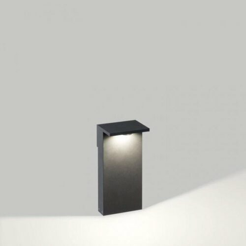 Deltalight Außenleuchte Oblix 40 Dunkelgrau - Lampen & Leuchten