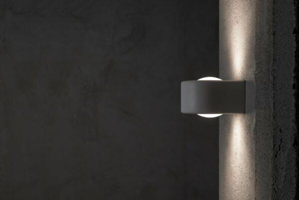 Less 'n' More Betonwandstrahler Mimix 2-flammig - Lampen & Leuchten