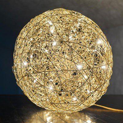 Catellani & Smith Bodenleuchte Fil de Fer LED 50 cm - Lampen & Leuchten
