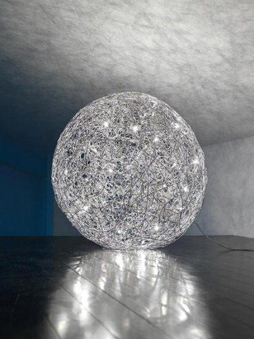 Catellani & Smith Bodenleuchte Fil de Fer LED 70 cm - Stehleuchten Innen