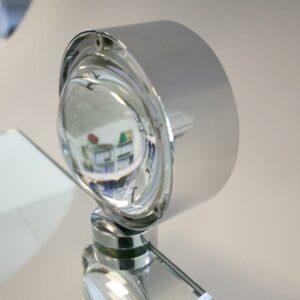 Top Light Spiegel-Schraubklemmleuchte Puk Fix LED Chrom