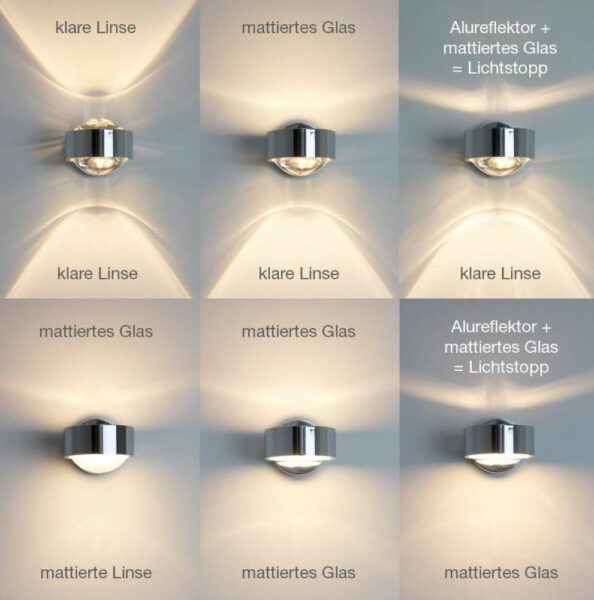 Top Light Stehleuchte Puk Floor Single Mini Halogen