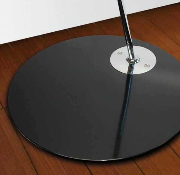 Top Light Stehleuchte Puk Floor Single Mini LED Schwarz Detail