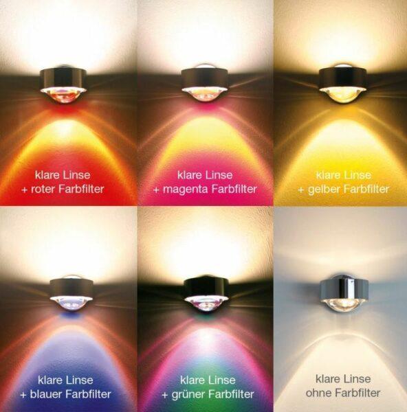 Top Light Stehleuchte Puk Floor Single Mini LED