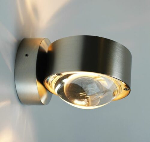 Top Light Wandleuchte Puk Wall LED Chrom Matt