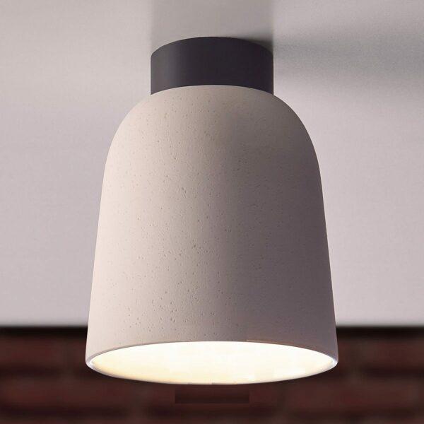 Casablanca Deckenleuchte Clavio Cremeweiß - Lampen & Leuchten