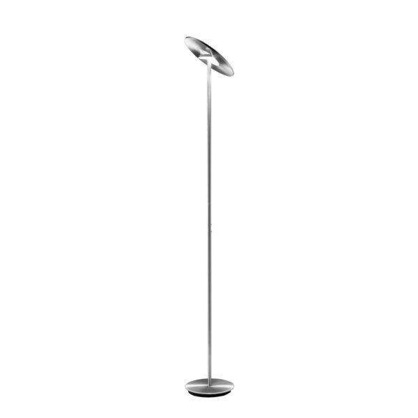 Holtkötter Deckenfluter Nova LED Aluminium matt - Lampen & Leuchten