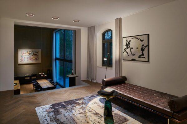 Occhio Deckenleuchte Mito soffitto 40 up narrow - Lampen & Leuchten