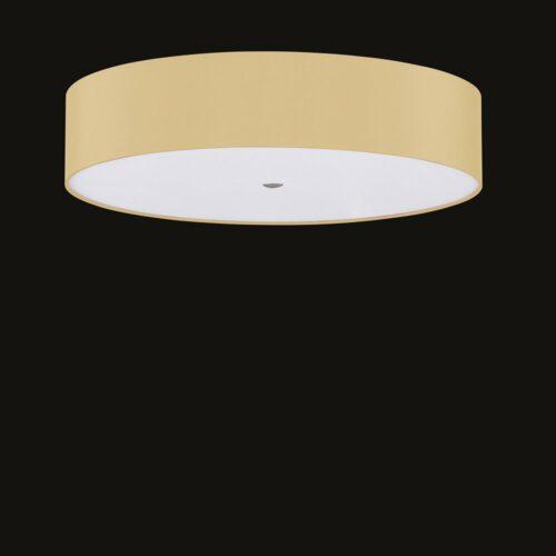 Hufnagel Deckenleuchte Alea Champagner, 3 Größen - Lampen & Leuchten