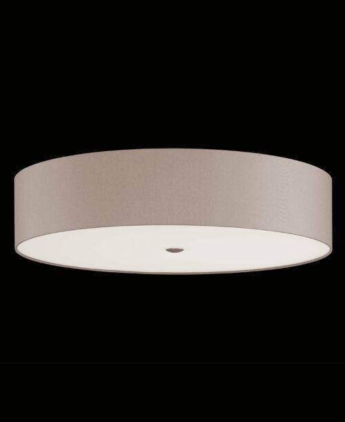Hufnagel Deckenleuchte Alea Taupe, 3 Größen - Lampen & Leuchten