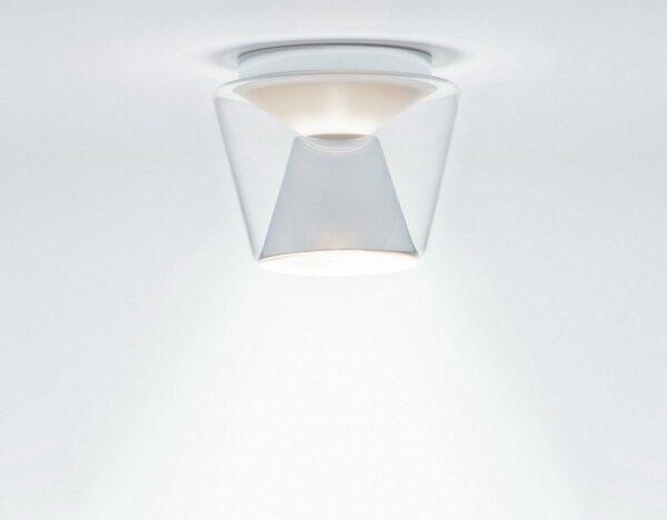 Serien Lighting Deckenleuchte Annex LED Ceiling Aluminium 2700 K - Deckenleuchten Innen