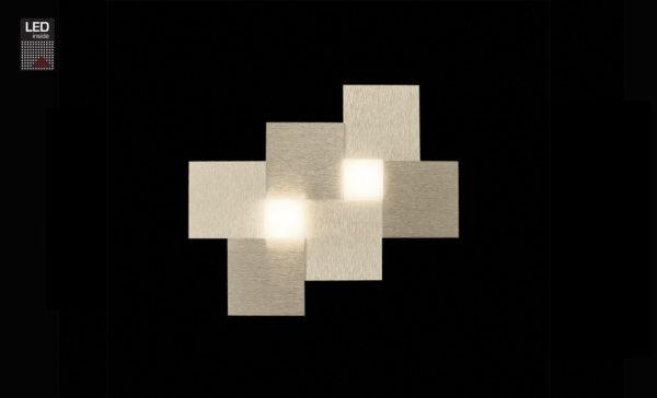 Grossmann Deckenleuchte Creo 2-flammig - Lampen & Leuchten