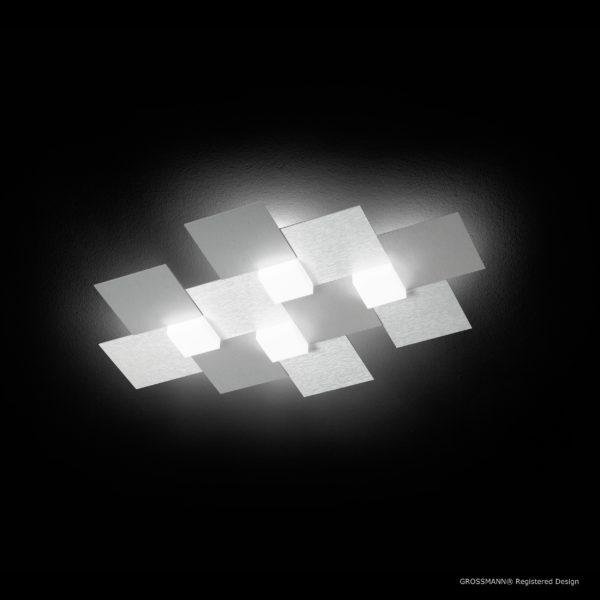 Grossmann Deckenleuchte Creo LED 4-flg