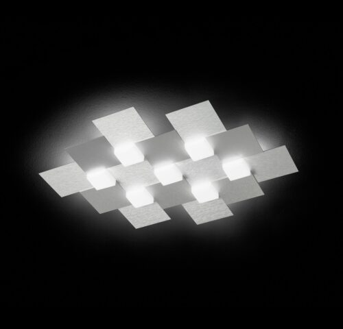 Grossmann Deckenleuchte Creo LED 7-flammig