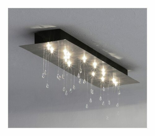 Escale Deckenleuchte Crystal Rain 90 cm - Deckenleuchten Innen