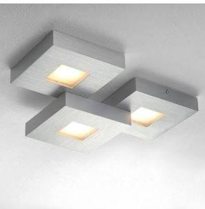 Bopp Deckenleuchte Cubus 3-flammig HV-LED - Deckenleuchten Innenbereich