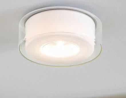 Serien Lighting Deckenleuchte Curling M LED - Lampen & Leuchten