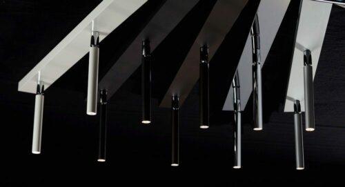 LDM Aufbau-Deckenleuchte Ecco LED Spot Duo - Lampen & Leuchten