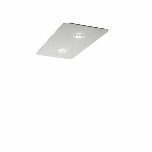 Lodes / Studio Italia Design Deckenleuchte Frozen Medium Weiß Matt - Lampen & Leuchten