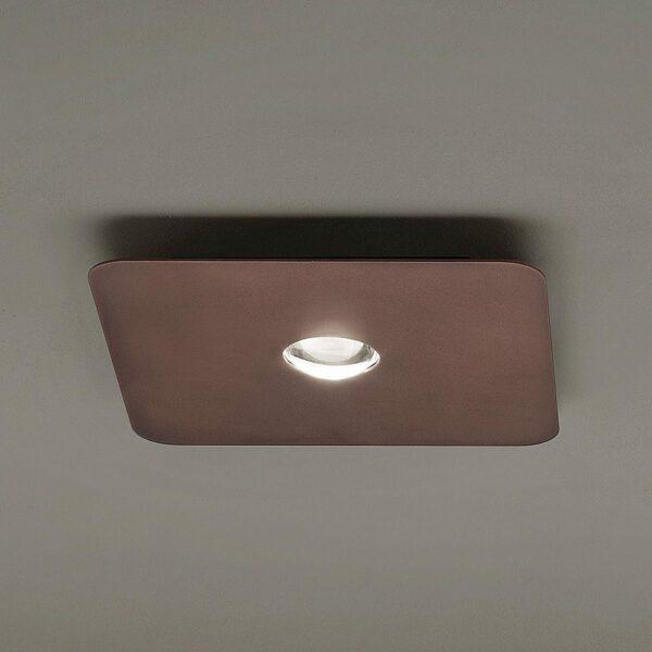 Studio Italia Design Deckenleuchte Frozen Small Bronze