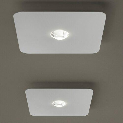 Lodes / Studio Italia Design Deckenleuchte Frozen Small Weiß matt - Lampen & Leuchten