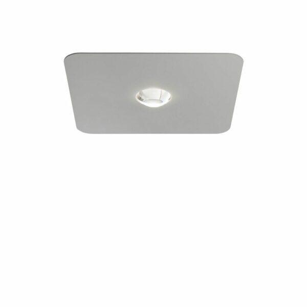 Studio Italia Design Deckenleuchte Frozen Small Weiß matt - Deckenleuchten Innen