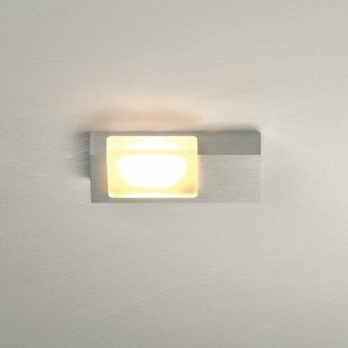 Bopp Deckenleuchte Lamina 1-flammig dimmbar HV-LED Aluminium geschliffen