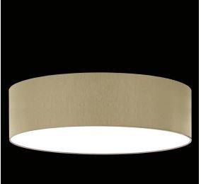 Hufnagel Deckenleuchte Mara Grau-Braun, Schirmhöhe 17 cm, 3 Größen - Lampen & Leuchten