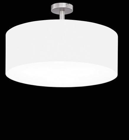 Hufnagel Deckenleuchte Mara Weiß, mit Abstandhalter, 3 Größen - Lampen & Leuchten