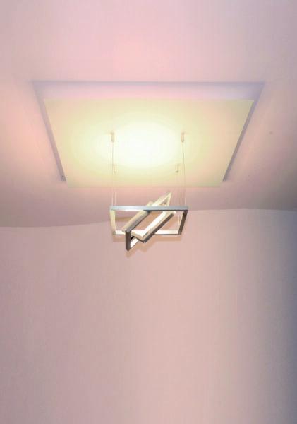 Escale Deckenleuchte Matrix dimmbar - Lampen & Leuchten