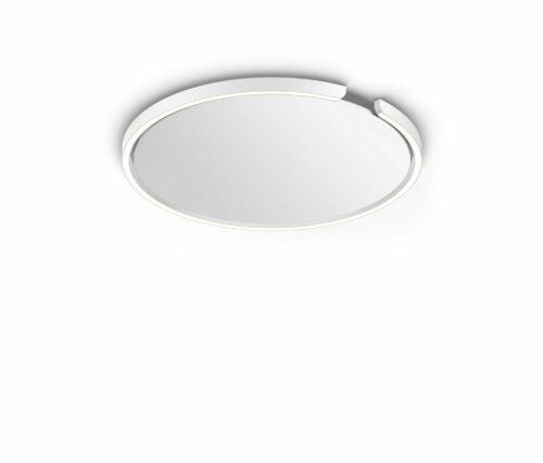 Occhio Deckenleuchte Mito soffitto 60 up narrow Weiß matt