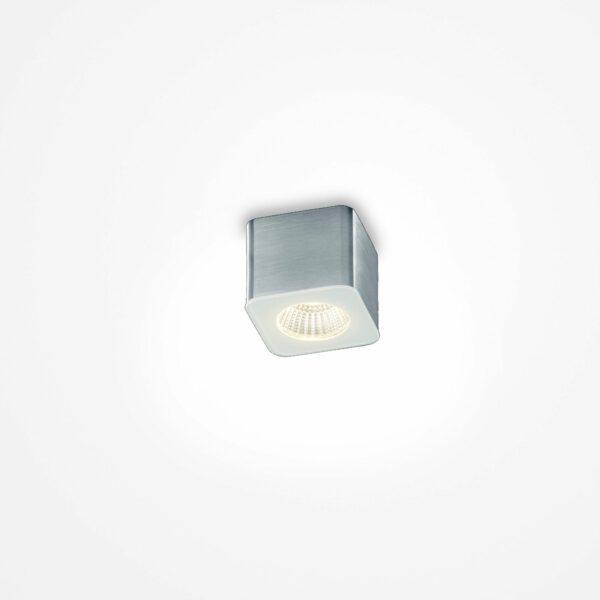 Helestra Deckenleuchte Oso quadratisch LED - Deckenleuchten Innenbereich