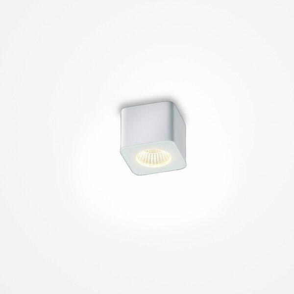 Helestra Deckenleuchte Oso quadratisch LED - Deckenleuchten Innen
