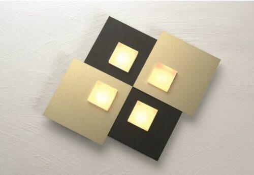 Bopp Deckenleuchte Pixel 4-flammig
