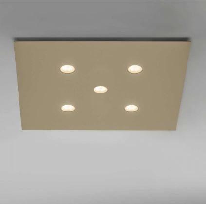 Icone Deckenleuchte Pop 5 22,5 W - Lampen & Leuchten