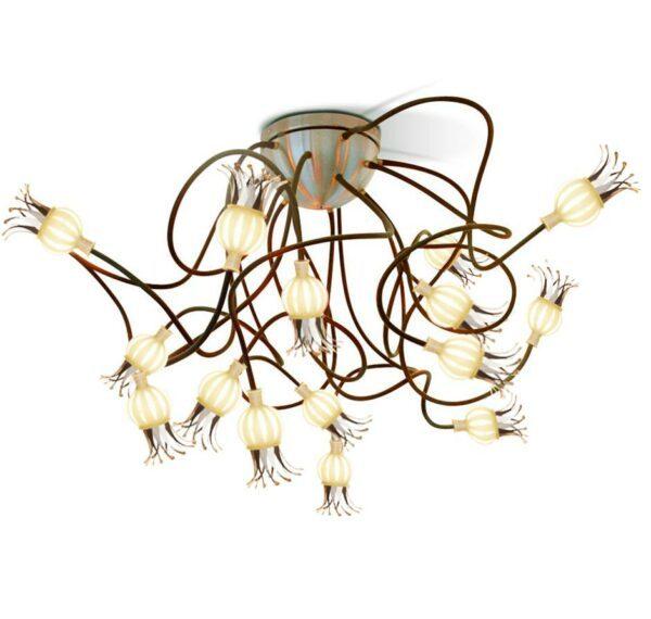 Serien Lighting Deckenleuchte Poppy Ceiling 15
