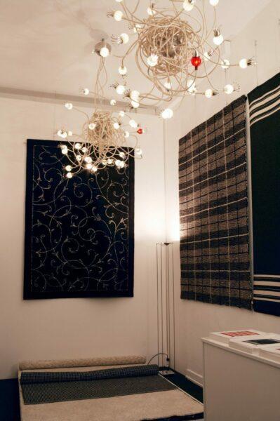 Serien Lighting Pendelleuchte Poppy Suspension Schwarz - Deckenleuchten Innen