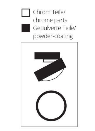 Top Light Deckenleuchte Puk Maxx Move LED Detail