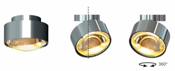 Top Light Deckenleuchte Puk Maxx Move LED