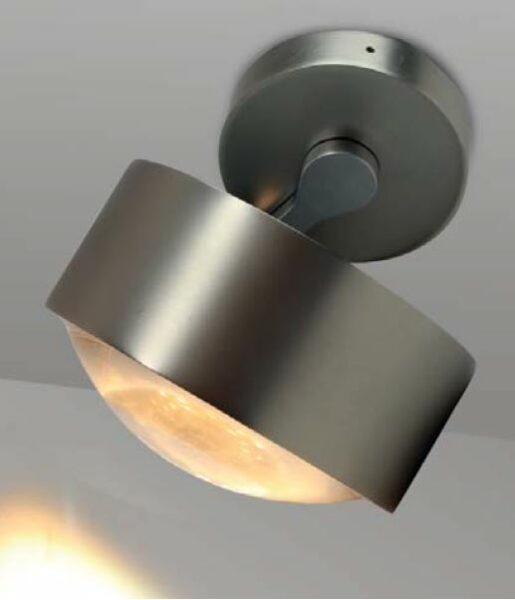 Top Light Deckenleuchte Puk Maxx Move LED Nickel matt