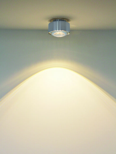 Top Light Deckenleuchte Puk Maxx One 2 LED Chrom