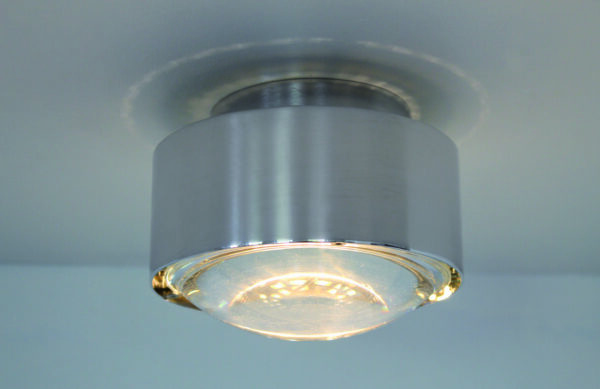 Top Light Deckenleuchte Puk Maxx Plus LED Chrom