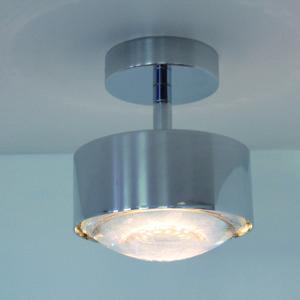 Top Light Deckenleuchte Puk Maxx Turn LED Chrom