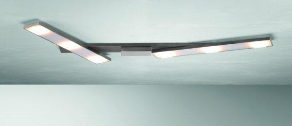 Bopp Deckenleuchte Slight HV-LED 6-flammig Anthrazit