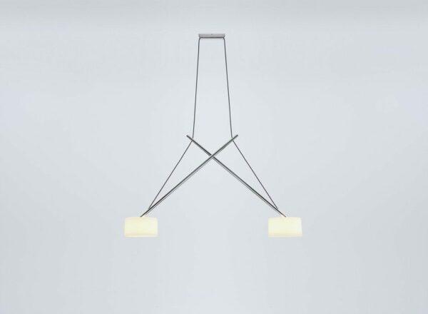 Serien Lighting Pendelleuchte Twin LED - Lampen & Leuchten