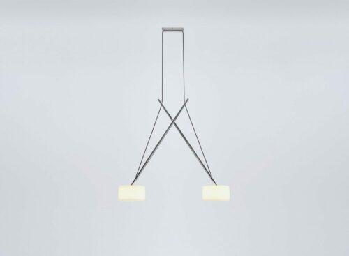 Serien Lighting Pendelleuchte Twin LED - Pendelleuchten Innen